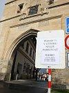 Centrum města kvůli slavnostem zasáhla dopravní omezení
