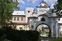 Zámek v Líčkově
