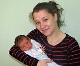 Daniel Jakub se narodil 24. února 2018 ve 12.24 hodin mamince Denise Krausové z Kryr. Vážil 3020 g a měřil 49 cm.