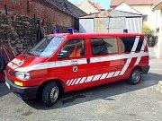 Vozidlo k technickým zásahům SDH Libčeves