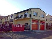 Hasičská zbrojnice v Libčevsi