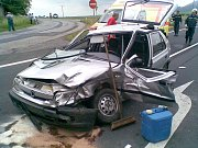 Jednotka zasahuje zejména u dopravních nehod