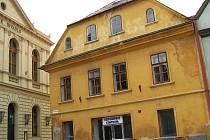 Objekt bývalého KASSu