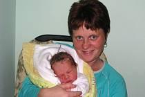 Mamince Petře Svobodové z Blažimi se 9. listopadu 2011 v 1.23 hodin syn Rudolf Lakatoš. Vážil 3,235 kg a měřil 49 cm.