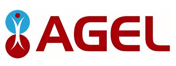 Logo skupiny AGEL