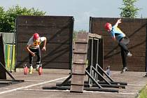 Závod jednotlivců na 100 m překážek