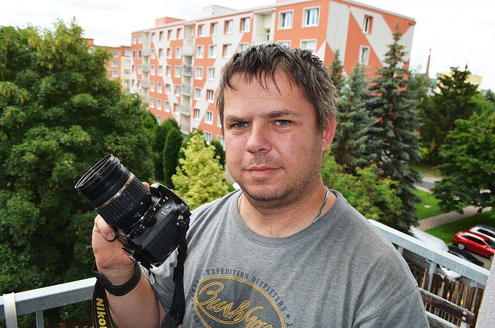 Jaroslav Fous z Podbořan fotí počasí a zajímavosti, které umí příroda vykouzlit.