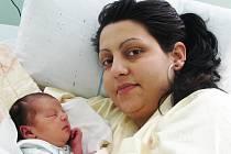 Mamince Veronice Mižigárové z Loun se 19. března 2011 v 18:10 hodin narodila dcera Tereza Mižigárová. Vážila 3,12 kilogramu, měřila 48 cm.