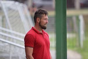 David Holeček, trenér Dobroměřic