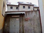 Budova bývalé věznice v Žatci