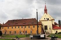 Starý žatecký klášter