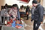 Adventní trhy v Domku v Lounech