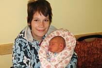 Mamince Markétě Fučíkové z Podbořan se 29. října 2010 ve 20:59 hodin v žatecké porodnici narodila dcera Vanessa. Vážila 3,1 kg, měřila 50 centimetrů.