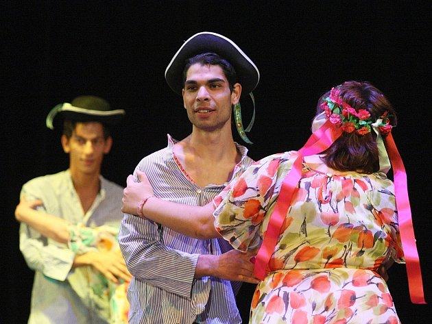 Divadelní festival Náš svět v Městském divadle v Žatci