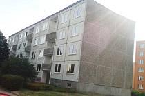 Z bývalého hotelu Garni mají být byty. Začalo se s jeho rekonstrukcí.