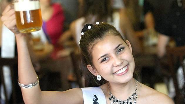 Krásky ze soutěže Miss Princess of the World 2011 navštívily Žatec