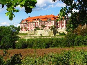 Zámek ve Stekníku bude hostit rytířskou slavnost