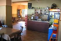 Restaurace Na rozcestí v Podbořanech