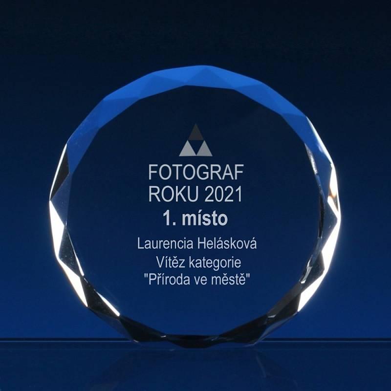 Laurencia Helásková vyhrála v letošním ročníku soutěže v kategorii příroda ve městě.