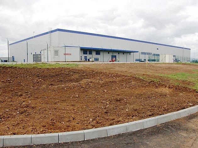 Továrna Johnson Controls v zóně Triangle