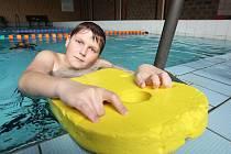 Plavecký bazén v Postoloprtech. Ilustrační foto.