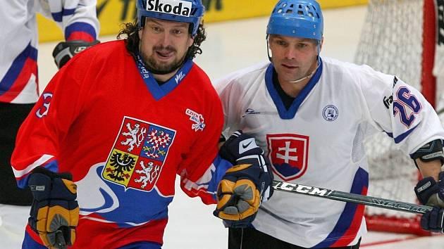 Severočeši v duelu se Slovenskem