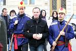 Postmasopust v Postoloprtech proběhl v sobotu 14. března