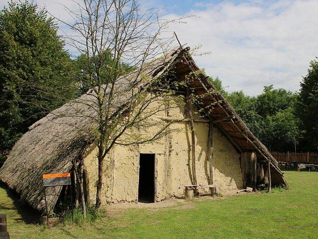 Archeologický skanzen Březno uLoun
