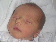 František Kalabza se narodil matce Jiřině Štychové z Liběšic dne 9.8. v 2.09h, váha 3030 a 50cm