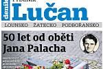 Týdeník Lučan z 8. ledna 2019