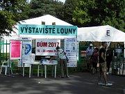 Výstava Dům 2017 v Lounech