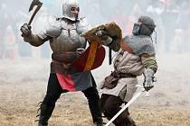 Šestnáctý ročník oblíbené Zimní bitvy v Podbořanech proběhl v sobotu 31. ledna