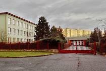 Žatecká ZŠ Jižní na archivním snímku