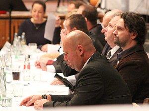 Ustavující schůze žateckých zastupitelů