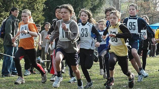 Tradiční běh Velká Žatecká