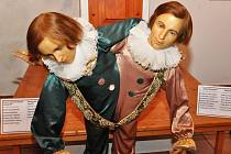 Do Loun přijelo voskové muzeum lidských abnormalit