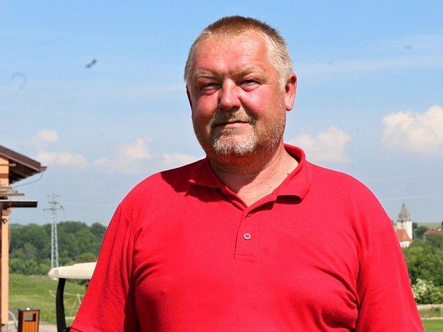 Ivan Kolár, spolumajitel golfového hřiště vBitozevsi