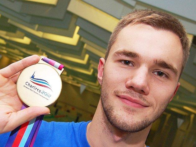 Tomáš Plevko s cennou trofejí