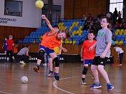 Sportovní čarodějnice v lounské sportovní hale