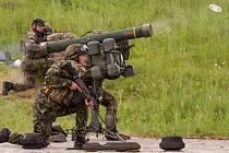 Bojovými střelbami z protiletadlových raketových kompletů vyvrcholilo tento týden ve vojenském újezdu Hradiště na Karlovarsku mezinárodní cvičení Tobruq Arrows 2016.