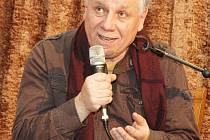 Novinář, historik a záhadolog Stanislav Motl