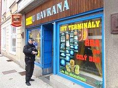 Herna U Havrana opakovaně porušuje obecně závaznou vyhlášku města.