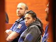 Klára Kopecká sedmkrát bodla nožem mladou ženu kvůli peněžence.