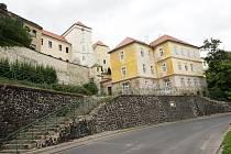Městské hradby v Žatci