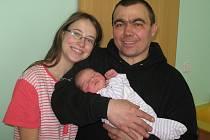 Lucii a Pavlovi Teuberovým z Libočan se  30. ledna 2011 v 6:25 hodin narodila dcera Pavlína Teuberová. Vážila 3,6 kg a měřila 51 centimetrů.