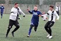 Fotbalisté FK SEKO Louny zahájí jarní část divize na domácím hřišti.
