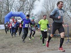 Jarní přespolní běh 2018 v Lounech