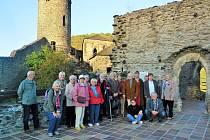 Lounští senioři na návštěvě Střekova