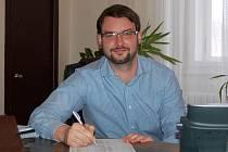 Jan Novotný, místostarosta Žatce