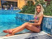 Denisa Czervoniaková z Postoloprt je finalistkou soutěže Miss Czech Republic 2018